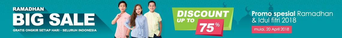 Promo Baju anak JSP962