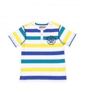 JSP Movement 02 - T-Shirt (Boys | 12-36 Bulan)