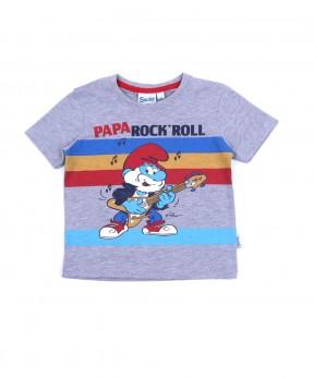 Smurf Tee 03 - T-shirt (Boys | 12-36 Bulan)