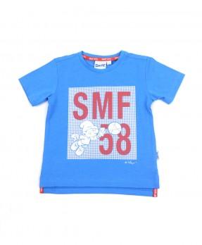 Smurf Newbaby 02 - T-shirt (Boys | 12-36 Bulan)