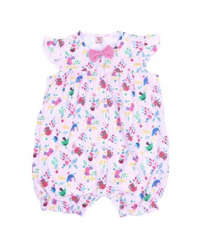 Little Kitten 04 - Rompers (Girls | 6-24 Bulan)