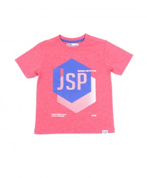 Stripe and Shape 02 - T-Shirt (Boys | 5-14 Tahun)