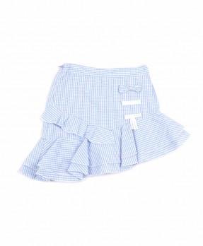 Fancy Blue 08 - Skort (Girls | 4-8 Tahun)