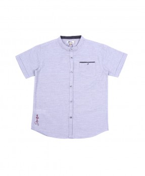 Form of Good 01B - Shirt (Boys | 5-14 Tahun)