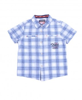Denim Culture 02 - Shirt (Boys | 5-14 Tahun)