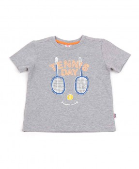 Sports Day 01 - T-shirt (Boys | 12-36 Months)