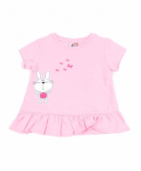 Hop Step Jump 03 - T-Shirt (Girls | 12-36 Months)