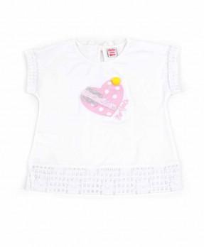Fancy Pink 04 - T-shirt (Girls | 12-36 Months)