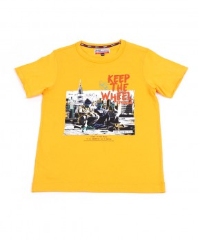 Keep It Wheel 01 - T-shirt (Boys | 5-14 Years)