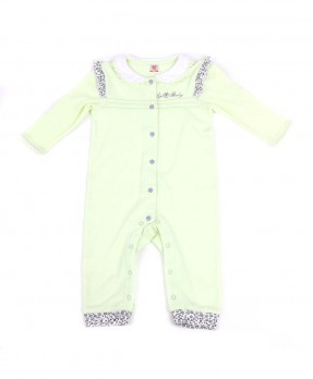 Green Latern 01A (Girls | 0-18 Months)