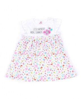 Summer Time 02 - Dress (Girls | 6-24 Months)