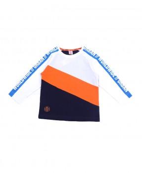 Rise Up 01 - T-Shirt (Boys | 5-14 Tahun)