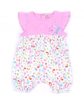Summer Time 04 - Rompers (Girls | 3-18 Months)