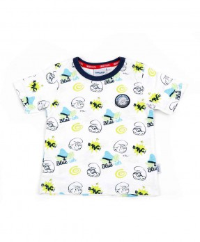 Smurftastic 04A - Shirt (Boys | 1-6 Years)