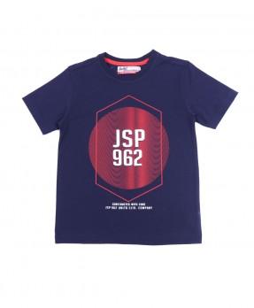 Stripe and Shape 04 - T-Shirt (Boys | 5-14 Tahun)