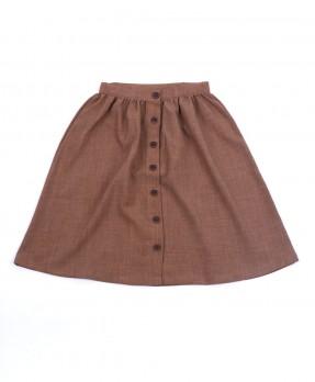Sweet Skirt 02B (Girls   5-14 Tahun)