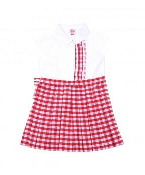Spirit of Giving 01 - Dress (Kids | 4-8 Tahun)