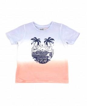 Sea Sand Beach 03 - T-shirt (Boys | 12-36 Months)