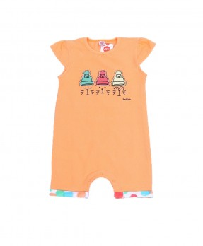 Cotton Ball 07 - Rompers (Girls | 6-24 Bulan)