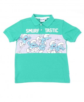 Smurf Reborn 05 - Polo Shirt (Boys | 1-6 Years)