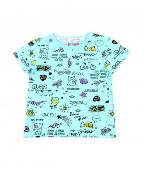 Funtastic Day 01 - T-Shirt (Girls | 12-36 Months)