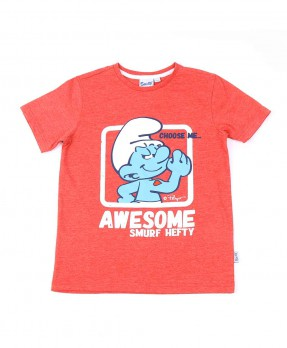 Smurf Reborn 16 - T-shirt (Boys | 1-6 Years)