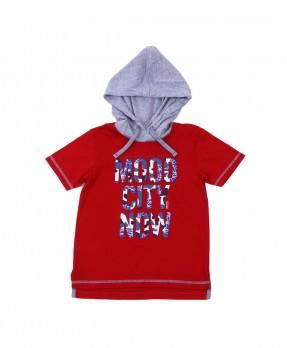 Hoodie Fever 07 - T-Shirt (Boys | 5-14 Tahun)