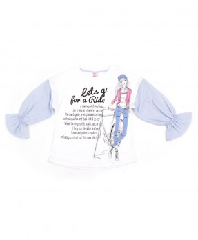Sparkle All Day 07 - T-shirt (Girls | 5-14 Years)