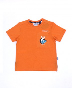 Smurf Elegant 02 - T-Shirt (Boys | 12-36 Bulan)