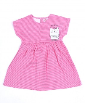 Little Kitten 02 - Dress (Girls | 6-24 Bulan)