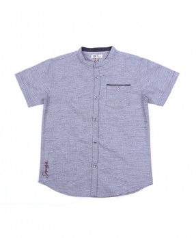 Form of Good 01A - Shirt (Boys | 5-14 Tahun)