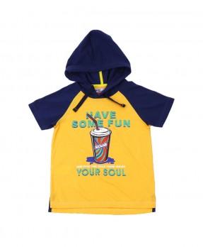 Hoodie Fever 08 - T-Shirt (Boys   5-14 Tahun)