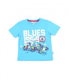 Smurf Tee 02 - T-shirt (Boys | 12-36 Bulan)