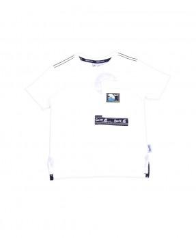 Smurf Elegant 01 - T-Shirt (Boys   4-12 Tahun)