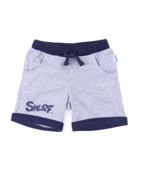 Awesome Baby Smurf 05A - Short Pants (Boys | 9-24 Months)