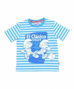 Smurf Newbaby 09 - T-shirt (Boys | 12-36 Bulan)