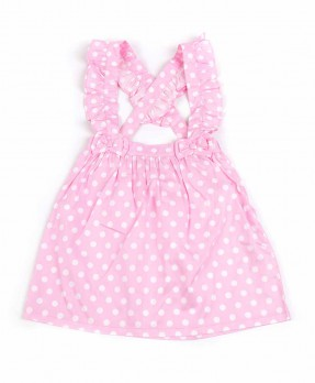 Fancy Pink 03 - Dress (Girls | 4-8 Years)