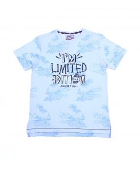 On Beach Time 09 - T-Shirt (Boys | 5-14 Tahun)