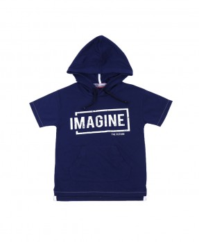 Hoodie Fever 09 - T-Shirt (Boys | 5-14 Tahun)
