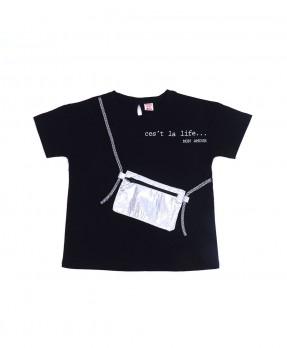 Mon Amour 04 - T-Shirt (Girls | 5-14 Tahun)