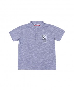 Seven Color Henley 05 - T-shirt (Boys | 5-14 Tahun )
