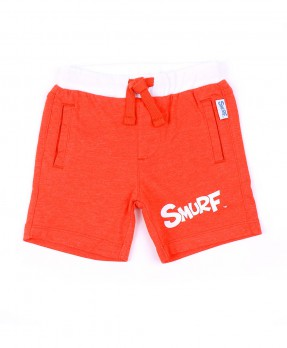 Awesome Baby Smurf 01A - Short Pants (Boys | 9-24 Months)