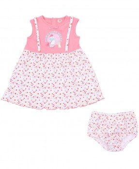 Little Pony 08A (Girls | 3-18 Months)
