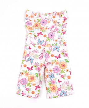 Shine Like Butterfly 08 - Jumpsuit (Girls | 12-36 Months)