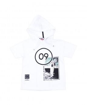 Hoodie Fever 11 - T-Shirt (Boys | 5-14 Tahun)