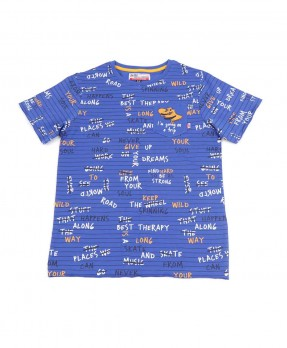 Roll With It 03 - T-Shirt (Boys | 12-36 Bulan)
