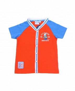 Smurf Newbaby 03 - T-shirt (Boys | 12-36 Bulan)