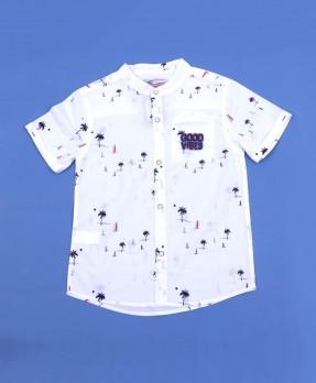 On Beach Time 04 - Shirt (Boys | 5-14 Tahun)
