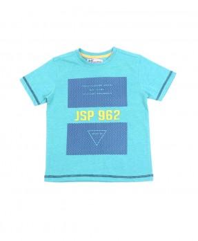Stripe and Shape 03 - T-Shirt (Boys | 5-14 Tahun)
