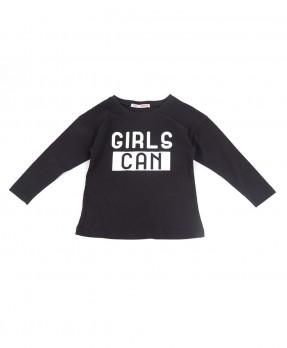 Little Miss Jumpsuit 07 - T-shirt (Girls | 6-14 Years)